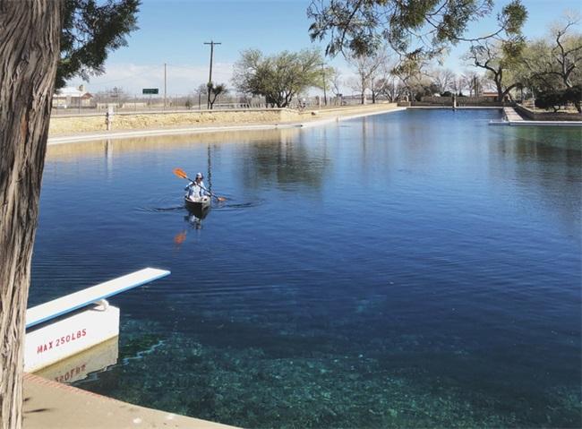 SwRI科学家授予赠款以改善西德克萨斯州的水资源管理