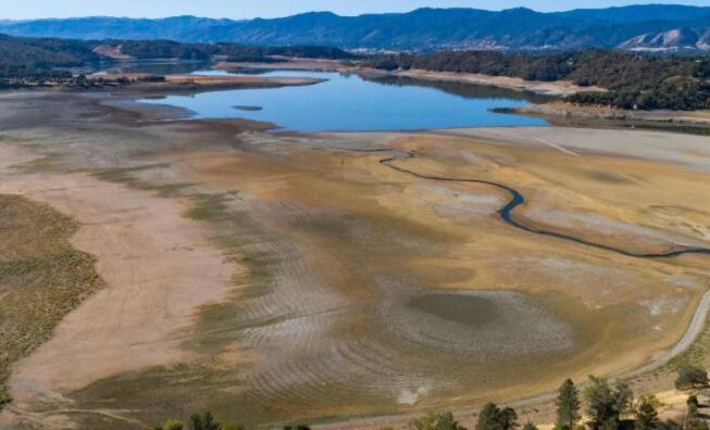 湾区节水数量超过该州大多数其他地区